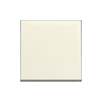 Клавиша Esprit (пластик кремовый глянцевый)