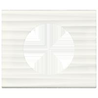 Рамка Celiane Стекло/Фарфор (corian белый рельеф)