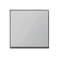 Клавиша M-Elegance Металл (пластик под алюминий)