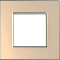 Рамка Unica Quadro (медь)