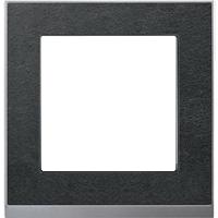 Рамка M-Pure Décor (сланец/алюминий)