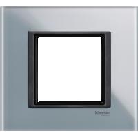 Рамка Unica Class (матовое стекло)