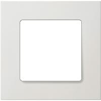 Рамка Delta Miro (титан белый)