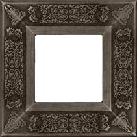 Рамка Granada (античное серебро)