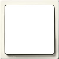 Рамка Delta Style (титан белый)