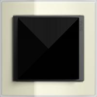 Рамка Event Clear (пластик прозрачный песочный-антрацит)