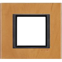 Рамка Unica Class (светлая кожа анатолийский пергамент)