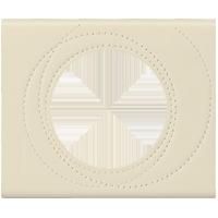 Рамка Celiane Кожа/Текстиль (кожа макиато)