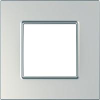 Рамка Unica Quadro (серебро)