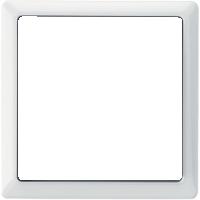 Рамка Artec (пластик белый глянцевый)