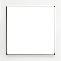 Рамка Future Linear (пластик белый глянец)