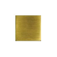 Клавиша Crystal De Luxe (бронза светлая)