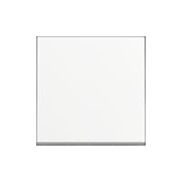 Клавиша Esprit Linoleum-Multiplex (пластик белый матовый)