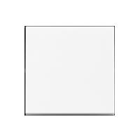 Клавиша Event Opaque (пластик белый глянцевый)