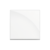Клавиша Esprit Linoleum-Multiplex (пластик белый глянцевый)
