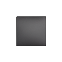 Клавиша Unica Class (пластик графит)