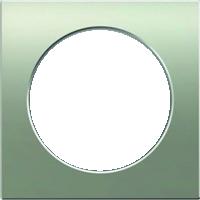 Рамка R3 (нержавеющая сталь/полярная белизна)