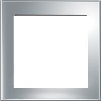 Рамка Aura Glass (стекло зеркальное)