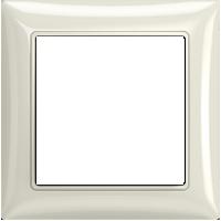 Рамка Basic 55 (шале-белый)