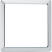 Рамка Artec (пластик под алюминий)