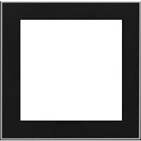 Рамка Nova Tangenta (черный)