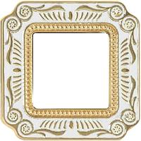 Рамка Smalto Italiano Firenze (жемчужно-белый)
