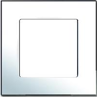 Рамка Carat (хром)