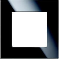 Рамка Carat (черное стекло)