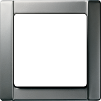 Рамка Edelstahl (нержавеющая сталь серия 20)