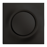 Клавиша Impuls (чёрный бархат)