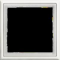 Рамка Impuls (белый бархат)