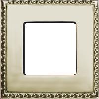 Рамка Toledo (oro rojo)