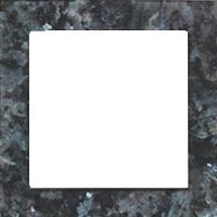 Рамка Aura Stein (натуральный камень серый перламутр)