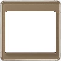 Рамка SL 500 (стекло золотая бронза)