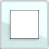 Рамка Esprit (стекло салатовое glass c)