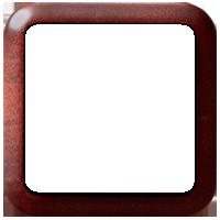 Рамка Delta Nature (красный клен)