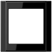 Рамка A 500 (пластик черный глянцевый)