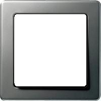 Рамка Edelstahl (нержавеющая сталь серия 21)
