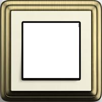 Рамка ClassiX (бронза/кремовый)