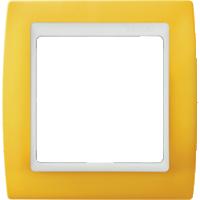 Рамка Simon 82 (желтый)
