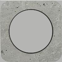Рамка R1 (бетон/черный)