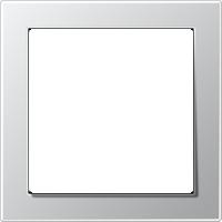 Рамка LS-design (пластик под алюминий)