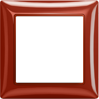 Рамка Basic 55 (красный)