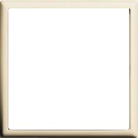 Рамка Impuls (пластик кремовый глянец)