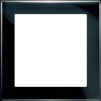 Рамка Nova Brilliance (черный)