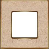 Рамка Vintage Corinto (светлый мрамор/блестящее золото)