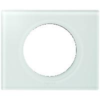 Рамка Celiane Стекло/Фарфор (смальта белая глина)