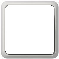 Рамка CD 500 (светло-серый)