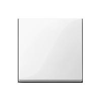 Клавиша M-Elegance Стекло (пластик белый глянцевый)