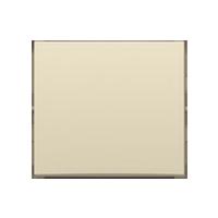 Клавиша Valena (пластик кремовый глянцевый)
